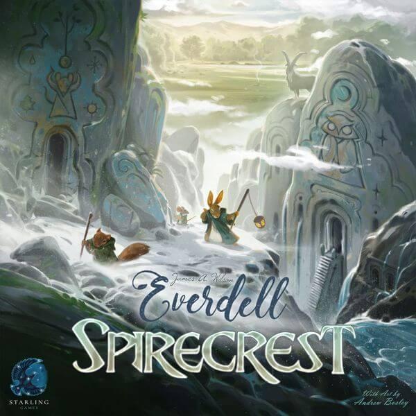 Everdell: Spirecrest (edycja polska)