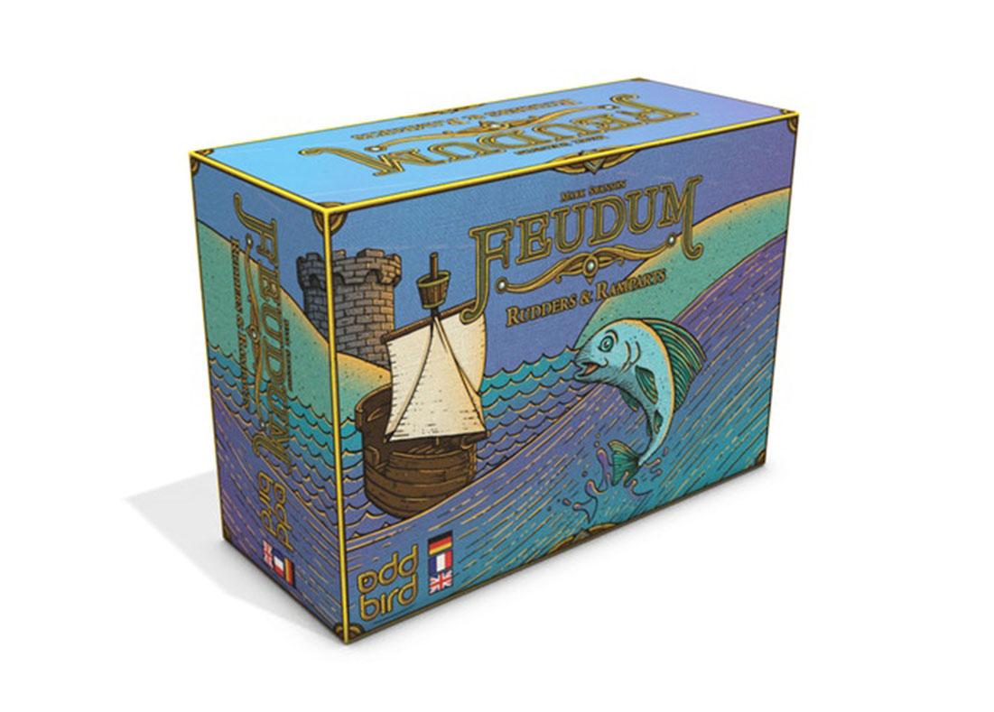 Feudum - Ramparts & Rudders