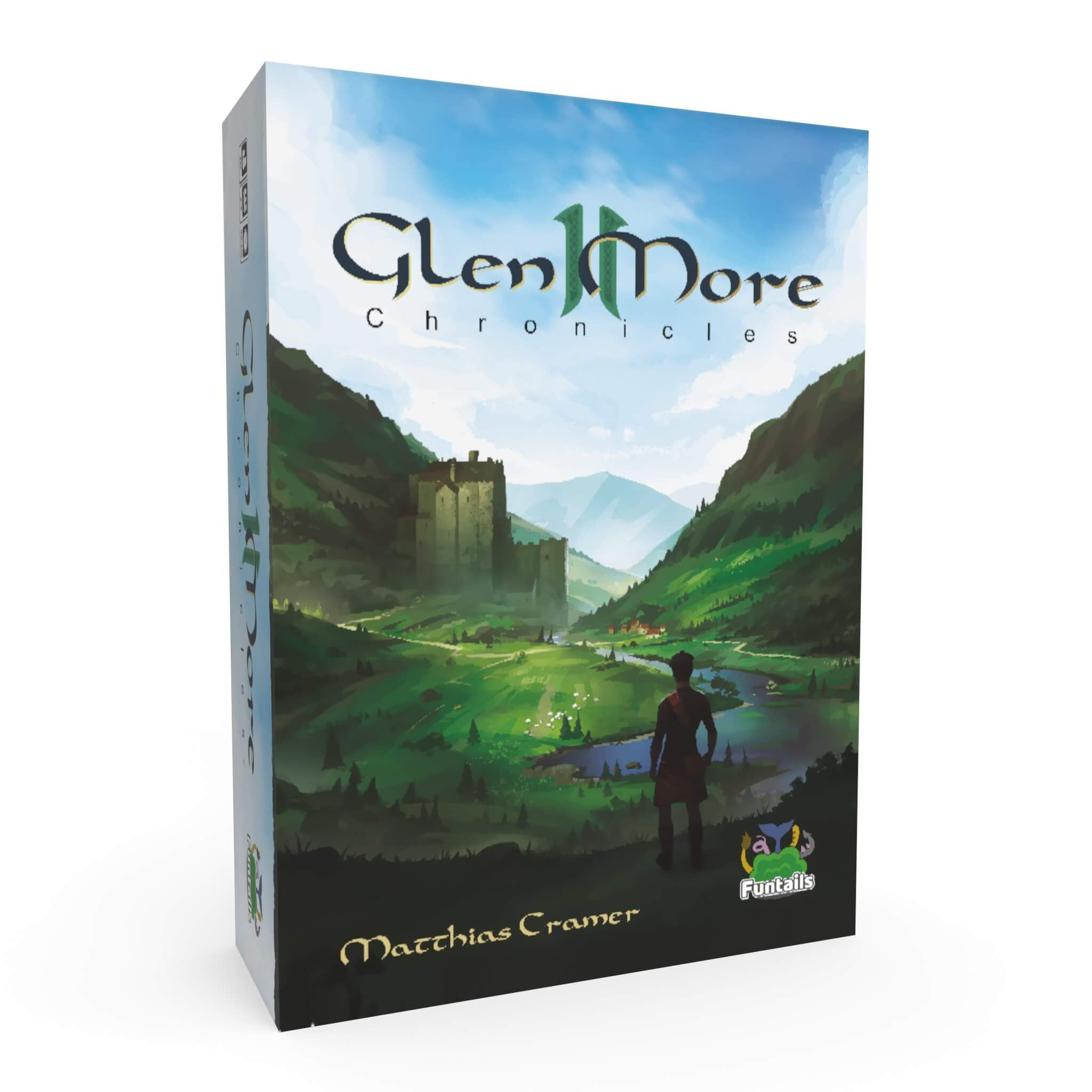 Glen More II: Chronicles (ENG)