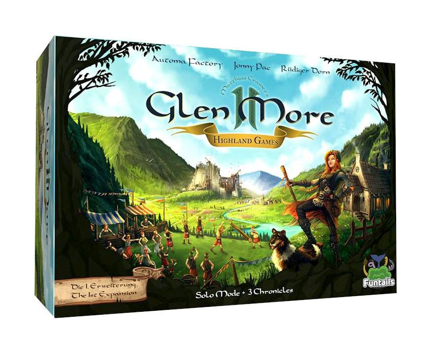 Glen More II: Highland Games (ENG)