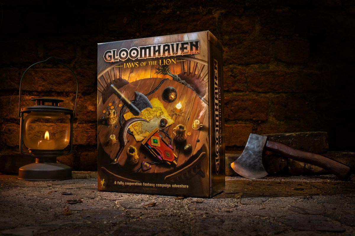 Gloomhaven - Jaws of the Lion (ENG)