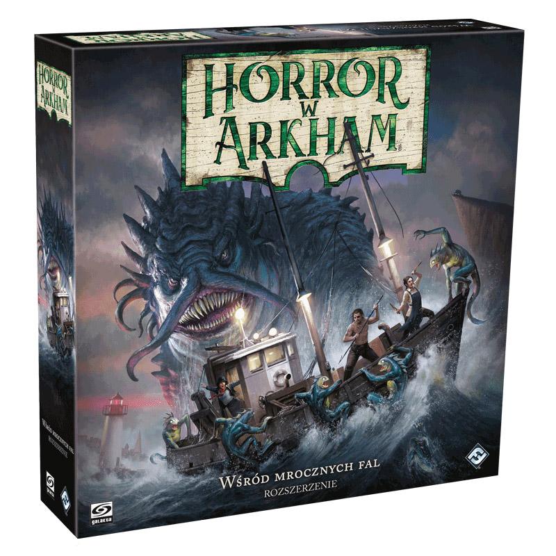 Horror w Arkham 3 edycja: Wśród Mrocznych Fal
