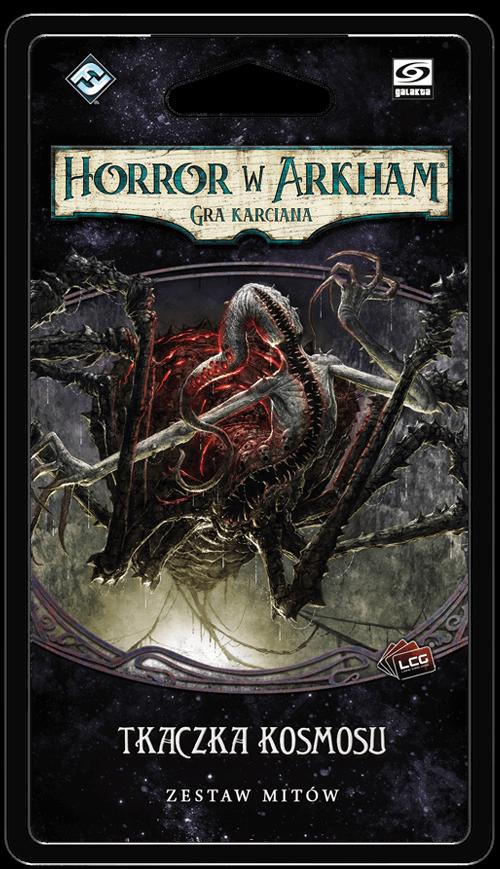 Horror w Arkham LCG - Tkaczka Kosmosu