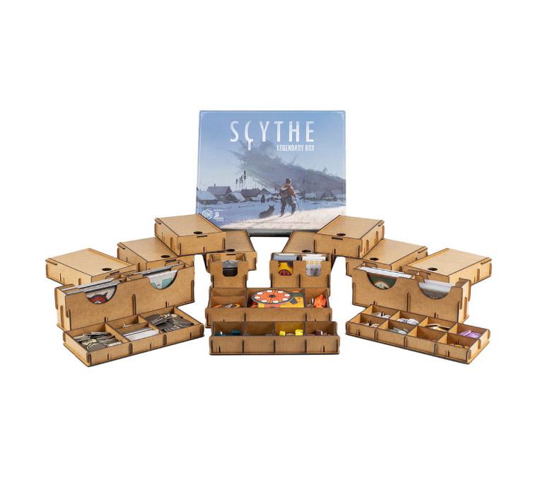Insert do gry Scythe: Legendary Box