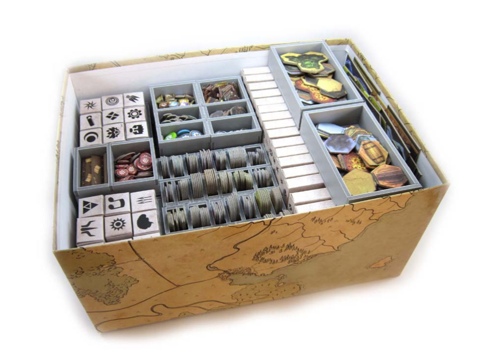 Insert do gry Gloomhaven (Folded Space)