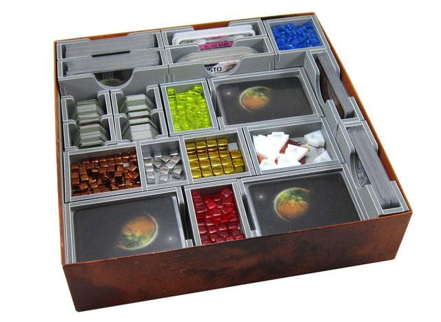 Insert do gry Terraformacja Marsa (Folded Space)