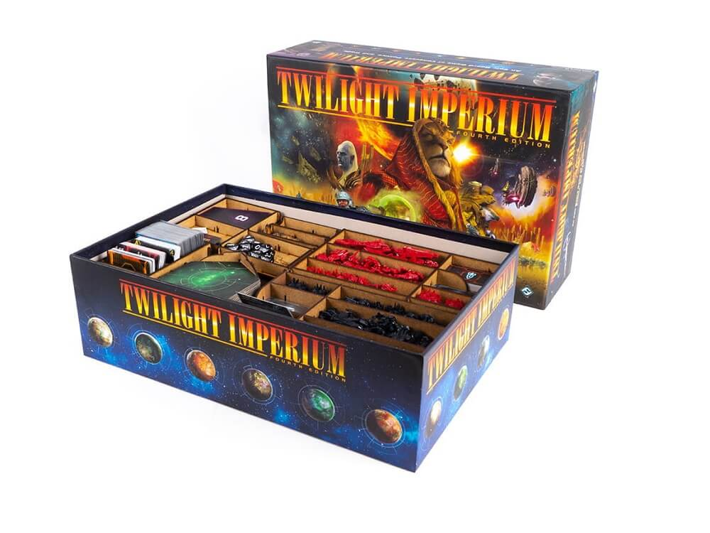 Insert do gry Twilight Imperium 4 edycja (e-raptor)