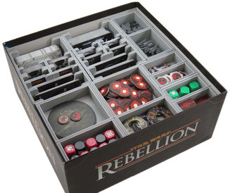 Insert do gry Star Wars: Rebelia (Folded Space)