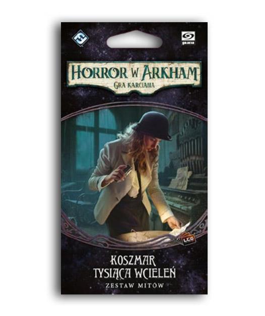 Horror w Arkham Lcg Koszmar Tysiąca Wcieleń
