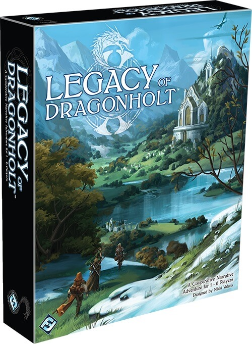 Legacy of Dragonholt (ENG)