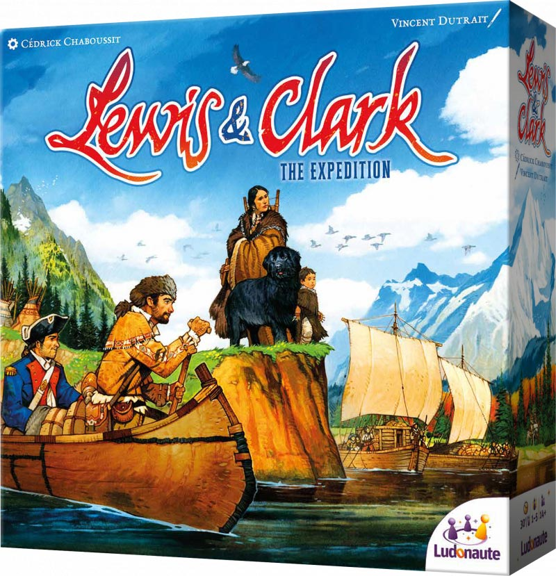 Lewis & Clark: The Expedition (PL)