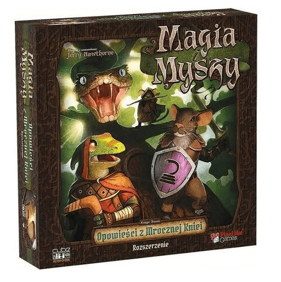 Magia i Myszy: Opowieści z Mrocznej Kniei