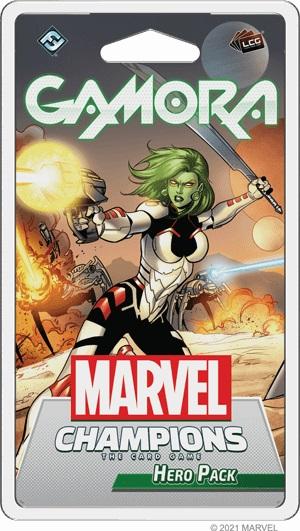 Marvel Champions: Gamora Hero Pack (ENG)