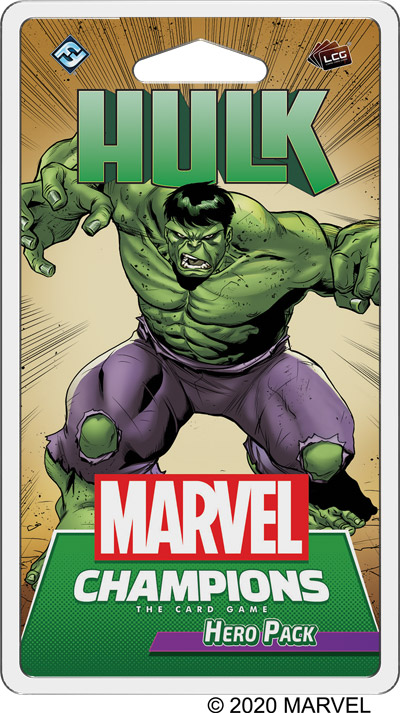Marvel Champions: Hulk Hero Pack (ENG)