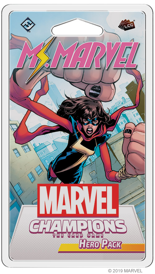 Marvel Champions: Ms. Marvel Hero Pack (ENG)
