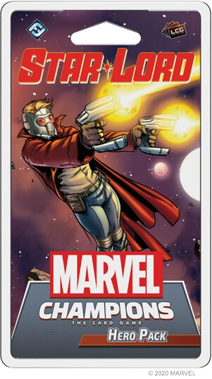 Marvel Champions: Star Lord Hero Pack (ENG)