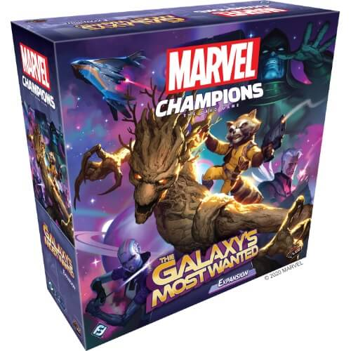 Marvel Champions: The Card Game - Galaxy\'s Most Wanted (ENG)