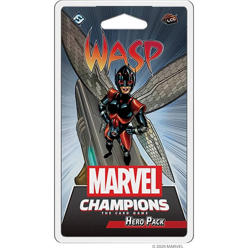 Marvel Champions: Wasp Hero Pack (ENG)