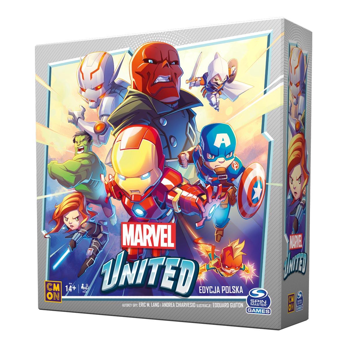 Marvel United (PL)