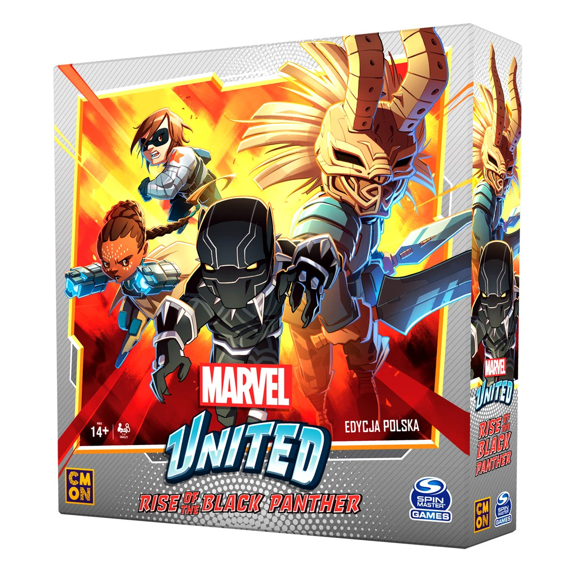 Marvel United: Rise of Black Panther (PL)