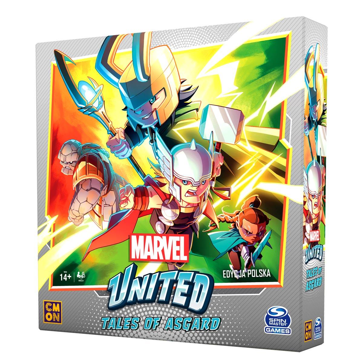 Marvel United: Tales of Asgard (PL)