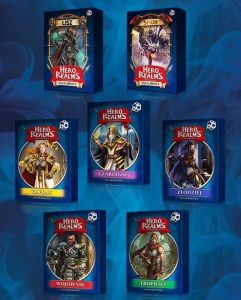 Hero Realms - Pakiet Bossowie i Bohaterowie   mata gratis