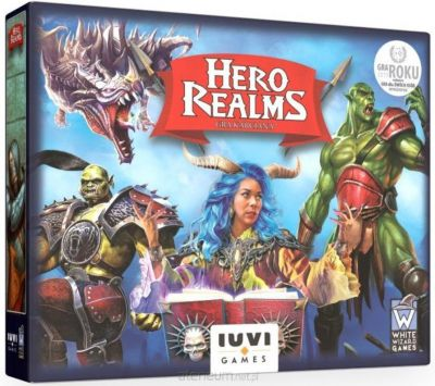 Hero Realms + Gratis (PL)