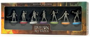 Dead Men Tell No Tales: Zestaw Figurek