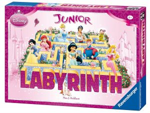 Labirynt Junior: Princess