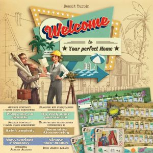 Welcome to... Dodatek