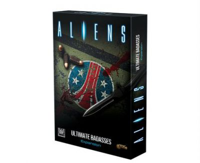 Aliens: Ultimate Badasses (ENG)