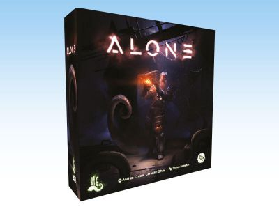 Alone - Core game (ENG)