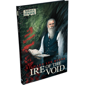 Arkham Novels: Ire of the Void (ENG)
