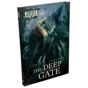 Arkham Novels: The Deep Gate (ENG)