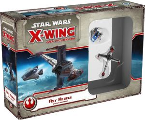 Star Wars x-wing: Asy Rebelii (SWX29)