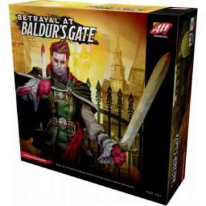 Betrayal at Baldur\'s Gate  (ENG)