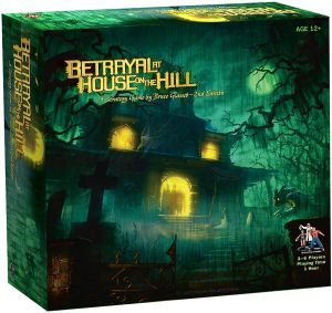 Betrayal at House on the Hill: 2nd Edition (ENG)