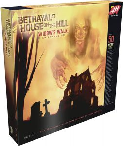 Betrayal at House on the Hill: Widow's Walk (ENG)