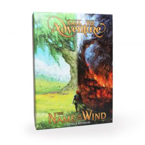 Call to Adventure: The Name of the Wind (ENG)