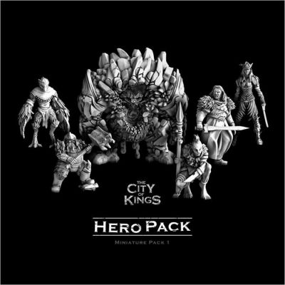 City of Kings: Hero Pack (ENG)