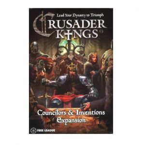 Crusader Kings - Councilors & Inventions Expansion (ENG)