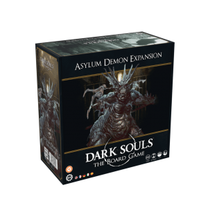 Dark Souls: The Board Game - Asylum Demon Expansion (ENG)