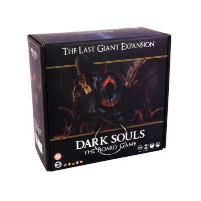 Dark Souls: The Board Game - The Last Giant (ENG)