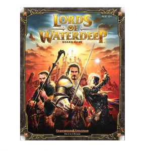 D&D - Lords of Waterdeep (ENG)