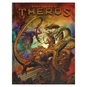D&D Mythic Odysseys of Theros Limited Edition Alternate Cove (ENG)
