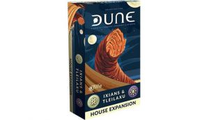 Dune: The Ixians and the Tleilaxu House Expansion (ENG)