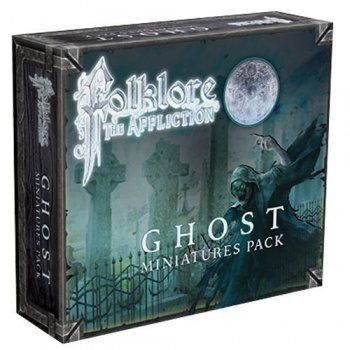 Folklore: The Affliction - Ghost Miniatures Pack  (ENG)