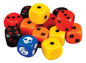 Hellboy Dice Booster (ENG)