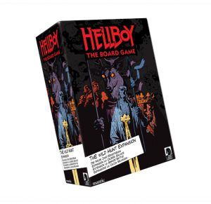 Hellboy: The Board Game - The Wild Hunt Expansion (ENG)