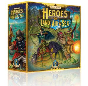 Heroes of Land, Air & Sea (ENG)
